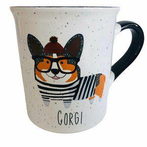 CORGI Mug By Love Your Mug Dog Coffee Cup 16 OZ